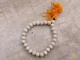 BrMala241 Bracelet Mala Graines de Lotus