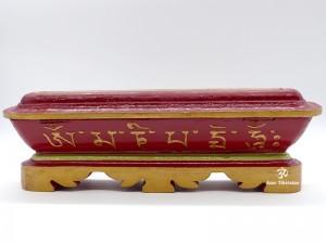 BPE66 Brûle-Encens Tibétain Signes Auspicieux Mantra