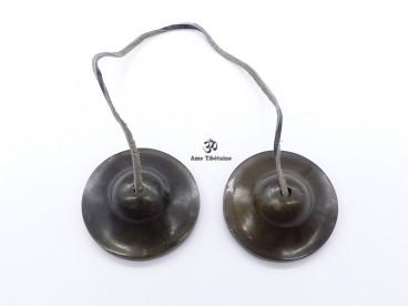 Cymbale8 Cymbale ou Tingsha Tibétaine