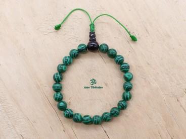BrMala226 Bracelet Mala Lapis Lazuli