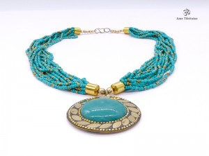 CD174 Collier Tibétain