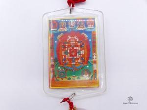 DDD81 Yanka Tibétain Tara Népal Tibet