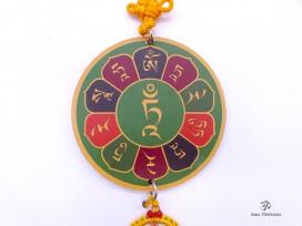 DDD96 Porte-Bonheur Tibétain Tara Népal Tibet