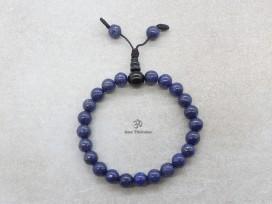 BrMala260 Bracelet Mala Lapis Lazuli