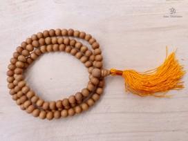 Mala101 Mala de Prières Bois de Santal Tibet