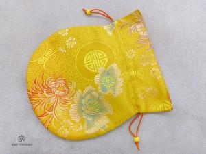 PochTib32 Pochette Tibétaine pour Mala