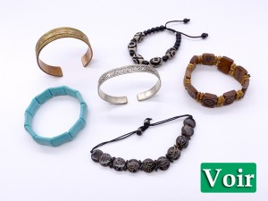 Bracelets Divers