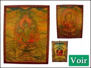 Peintures Tibétaines