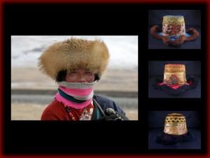 Chapeaux Tibétains Traditionnels